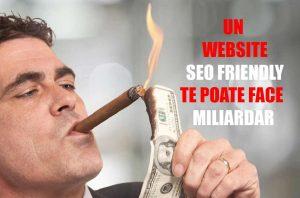 Un website seo-friendly te poate face miliardar!