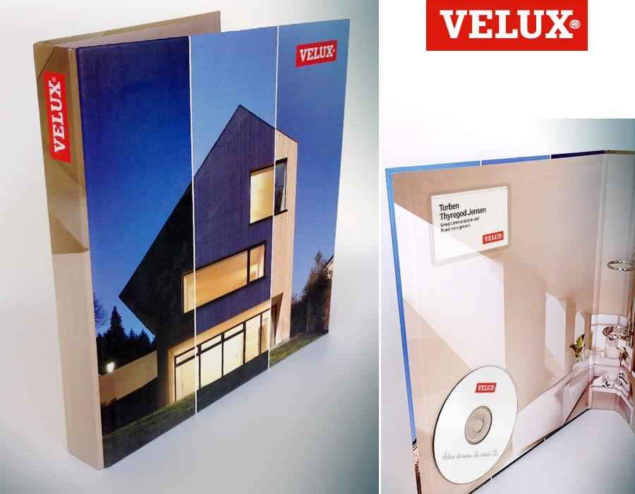 Biblioraft-Velux-cu-suport-pentru-cartu-de-vizita-si-CD.DTP-si-Executie
