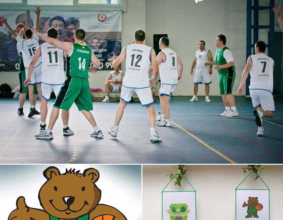 Echipament-baschet-personalizat-mascota-si-fanion-pentru-echipa-Kronstadt.